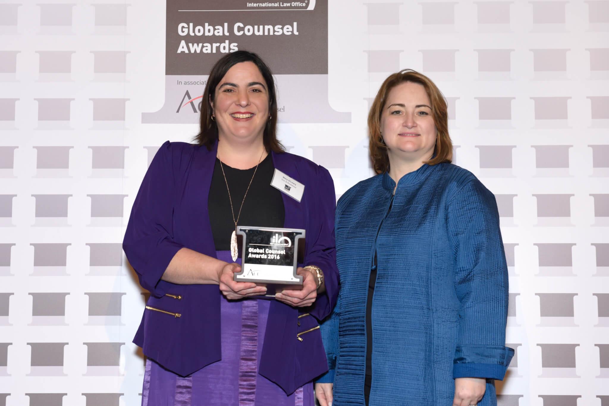 Dun Bradstreet Global Counsel Awards
